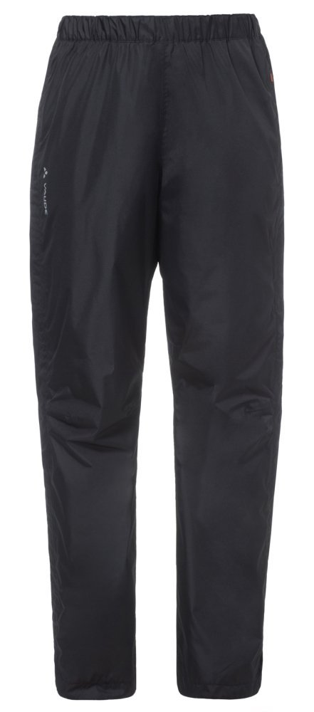 VAUDE Women's Fluid Full-Zip Pants black Größ 46