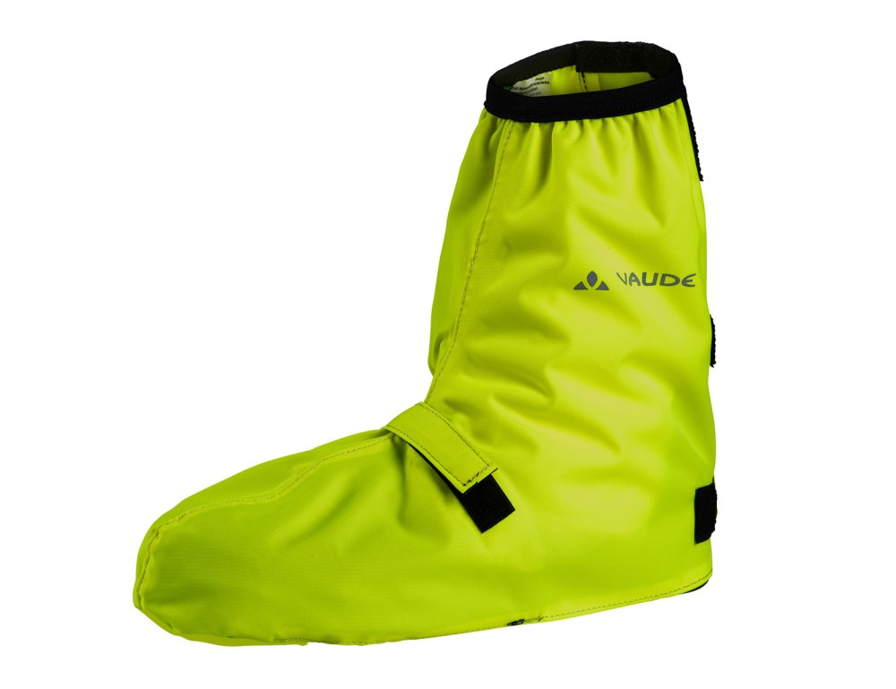 VAUDE Bike Gaiter short neon yellow Größ 40-43