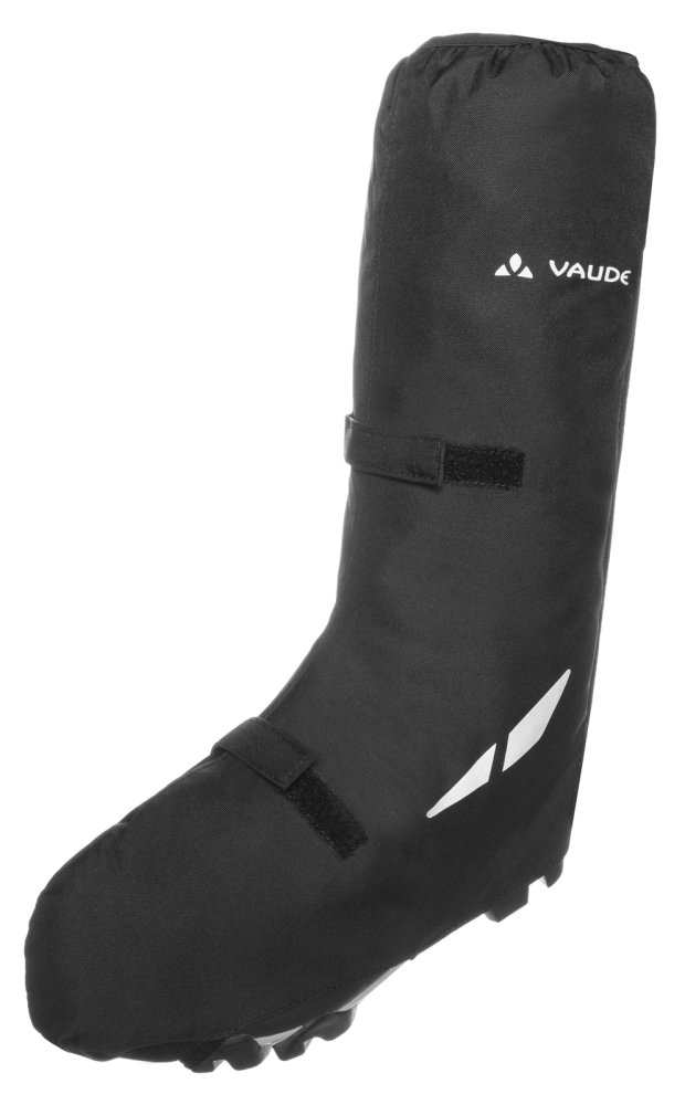 VAUDE Bike Gaiter long black Größ 40-43