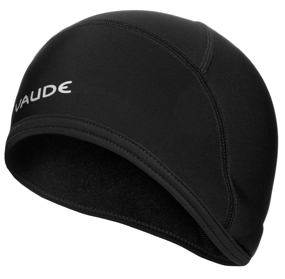 VAUDE Bike Warm Cap black uni Größ M