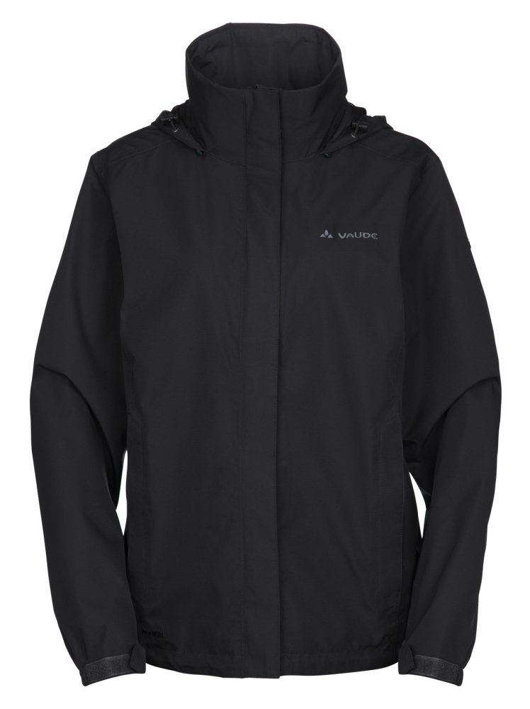 VAUDE Women's Escape Light Jacket black Größ 42
