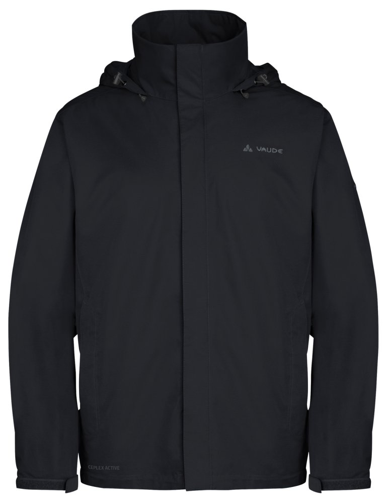 VAUDE Men's Escape Light Jacket black Größ S