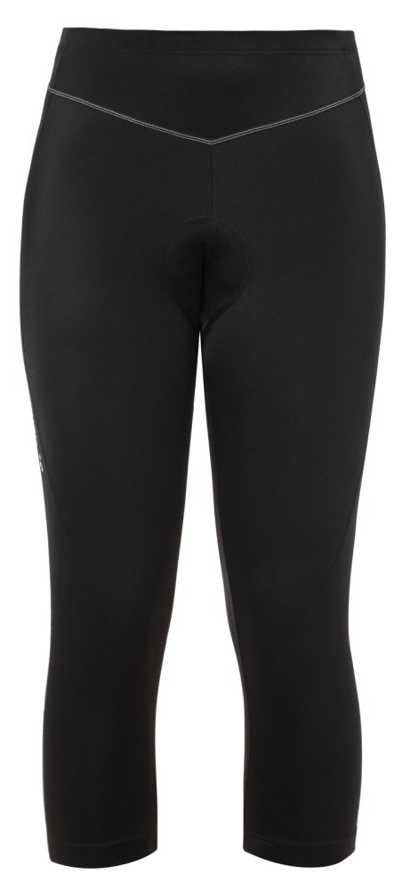 VAUDE Women's Active 3/4 Pants black uni Größ 42
