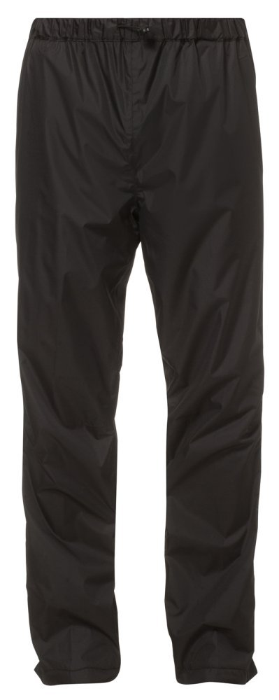 VAUDE Men's Fluid Pants II black Größ XXXL